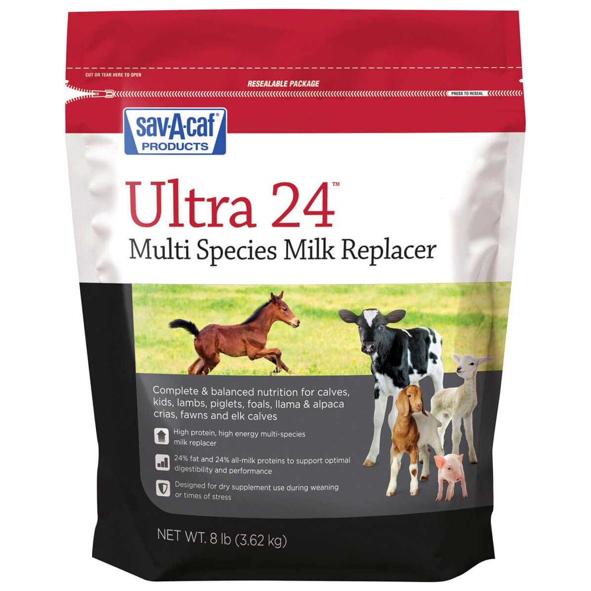 MSC Advance Multi-Species Milk Replacer (Milk Specialties)