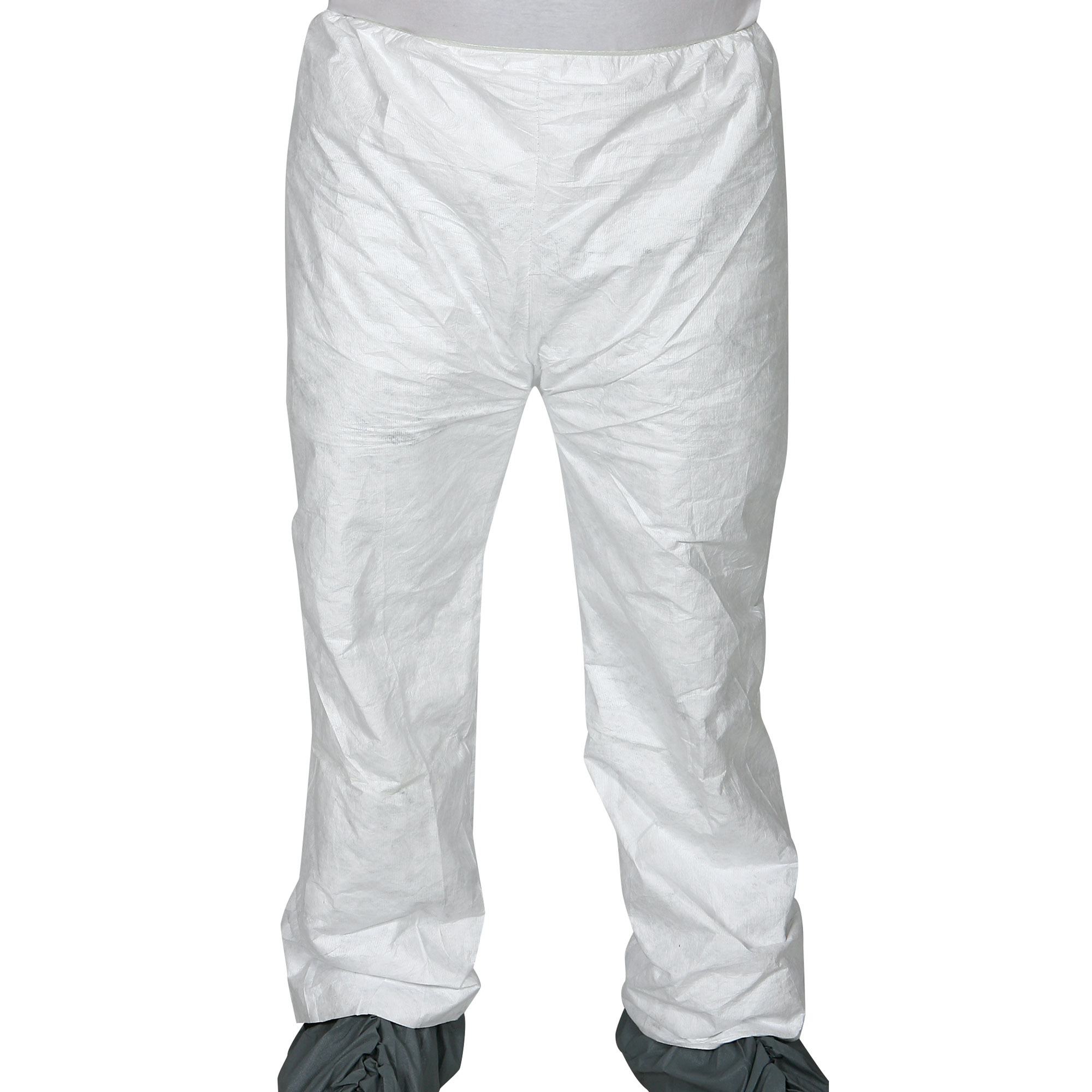 Tyvek Disposable Pants Xl - White - 14350