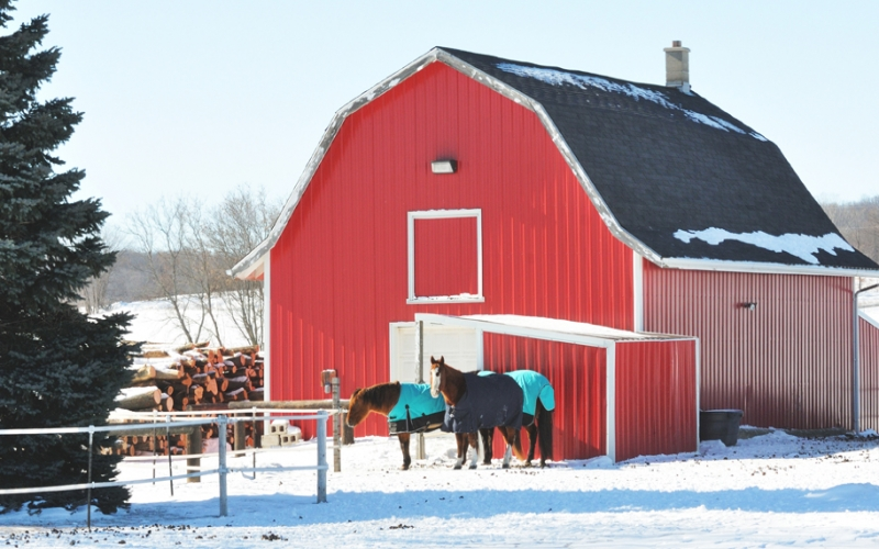 What Size Heater Do I Need For My Barn This Winter?