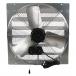 Durafan 24 inch Shutter Fan - Back View