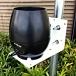 Mounting Bracket for Torrent Wireless Rain Gauge - mounted on pole