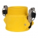 Coupler x Male NPT with SS Handle - 3
