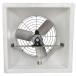 DuraFan 24 inch Fiberglass Fan - Back View