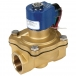 1'' Brass Solenoid Valves - View 2