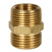 3/4 inchMPT x 3/4 inch MGHT Brass Adapter - View 1