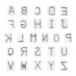 Poly Letters Set (A-Z) for Hog Slapper