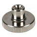 Roux Knurled Knob for Plunger Rod - View 2
