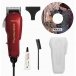 Wahl Show Pro Electric Clipper shown with accessaries