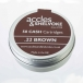 Accles and Shelvoke .22 Caliber Brown 1 Grain Cartridges - 50/Tin