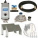 LB White Accessory Package for Guardian 30-60,000 BTU Natural Gas Heater