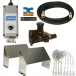 LB White Accessory Package for Guardian 160-250,000 BTU Propane Heater