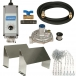 LB White Accessory Package for Guardian 160-250,000 BTU Natural Gas Heater