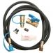 6 foot Hose Kit for LB White Infraconic Radiant Heaters - 21334