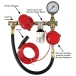Thermostatic Control of Several Heaters - Hi/Lo Control with Thermal Unit
