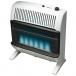 Mr Heater Ventless Gas Blue Flame Heater 20000 30000