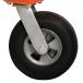 Replacement Semi-Pneumatic Swivel Wheel