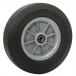 10 x 2.75 Rubber Wheel 5/8 Axle