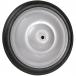 16 inch Rubber Wheel - 3/4 Axle
