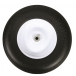 Solid Core Flat Free Tire - 4.80/4.00-8