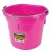 DuraFlex Plastic Flat Back - Hot Pink