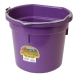 DuraFlex Plastic Flat Back - Purple