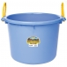 DuraFlex 70 Quart Muck Tub - Berry Blue