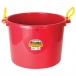 DuraFlex 70 Quart Muck Tub - Red