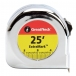GreatNeck Chrome Tape Measure - 25' x 1