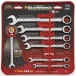 GearWrench 7-Piece Ratcheting Combination Wrench Set, SAE