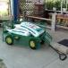 Metal Deck Wagon