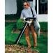 STIHL SH 86 C-E Shredder Vac/Blower In Use
