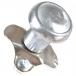 Steering Wheel Spinners - Aluminum Knob