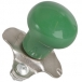 Steering Wheel Spinners - Green Vinyl Knob