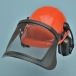 Elvex ProGuard Safety Cap with Visor