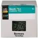 6 x 1 5/8 Deck Plus Screw - Dual Torq Drive - Ceramic Coated - 5 lb. Box