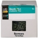 8 x 2 1/2 Deck Plus Screw - Dual Torq Drive - Ceramic Coated - 5 lb. Box