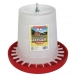 Little Giant Plastic Poultry Feeder - 11lbs