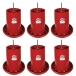 KUHL 35 lb. Hanging Feeder - Set of 6+