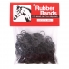 Rubber Bands for Mane and Tail Braiding - Black