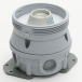 150 Watt Wet Location Fixture Only