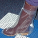 Knot-a-Boot Disposable Boots 6 mil. Size 8-12