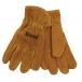 Kinco® Kid's Split Cowhide Leather Driver Gloves