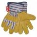 Kinco® Kid's Grain Pigskin Leather Palm Gloves