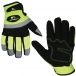 Wells Lamont® High Visibility Suede & Spandex Dexterity Gloves