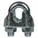 Galvanized Cable Clamps - 3/8 inch