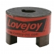 Hired-Hand Lovejoy Coupling for PT Motor
