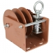 Loop Drive Gear Winch - Split Drum 1,500 lb. Load Capacity - View 1