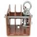 Loop Drive Gear Winch - Split Drum 1,500 lb. Load Capacity - View 2