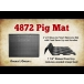 4' x 6' Pig Mat w/Lip and Handles
