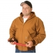 FIVE ROCK Fleece Lined Hooded Jacket
